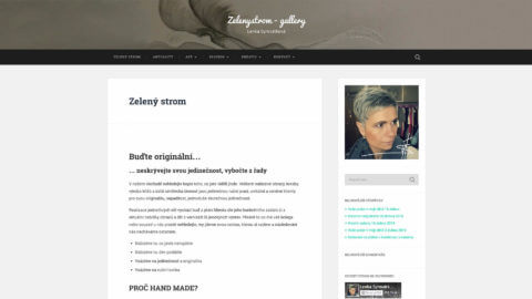 www.zelenystrom.com